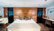 Luxury yacht Schaefer 800 - Cabin